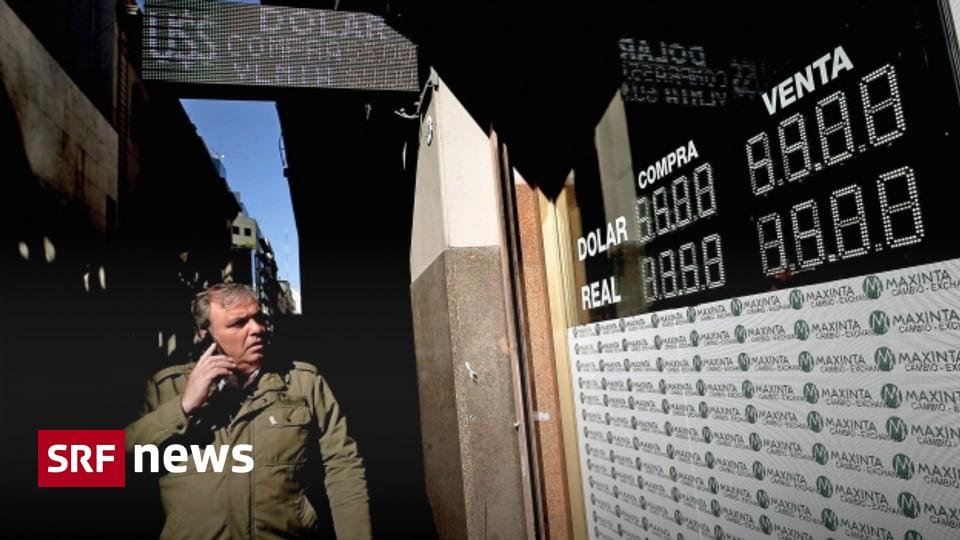 Inflationsrate bei 55 Prozent – Was zurzeit in Argentinien passiert
