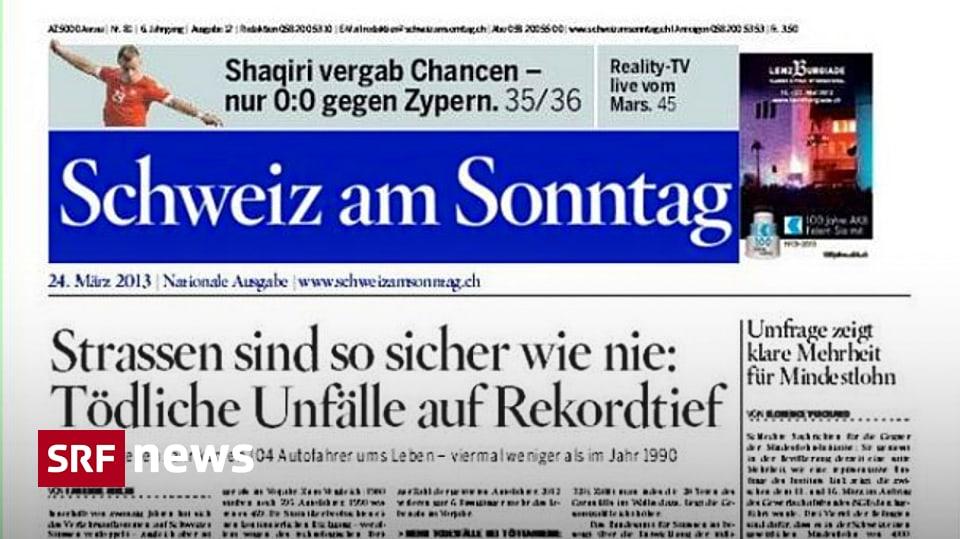 Zeitung Der Sonntag