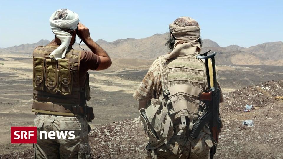 Stecken Huthis dahinter? - Mindestens 70 Tote bei Angriff auf Regierungssoldaten in Jemen