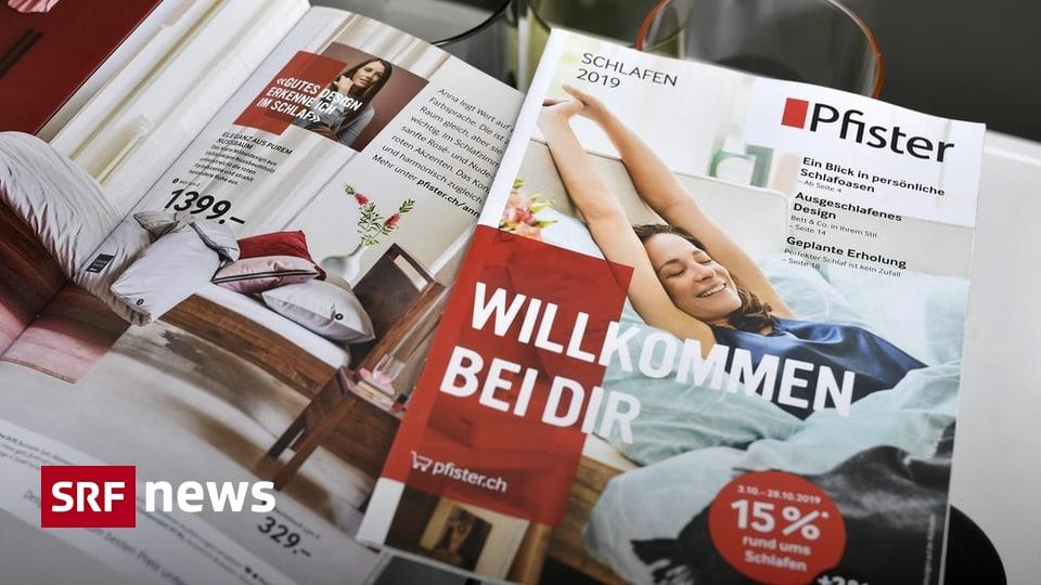 Übernahme von Möbel Pfister - Die Schweiz hat auf dem Möbelmarkt eine Chance vertan