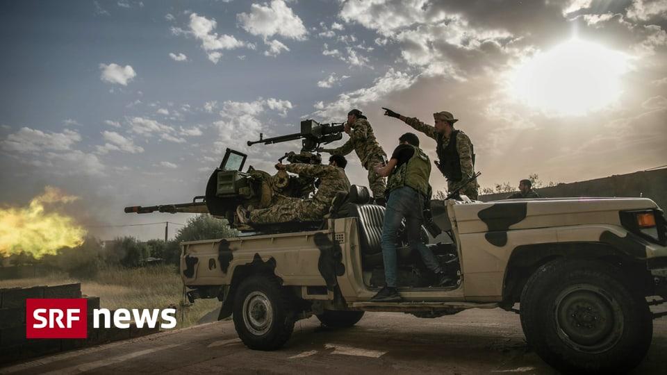 Bürgerkrieg in Libyen - «Es fehlt der Wille, die Waffenlieferungen zu unterbinden»