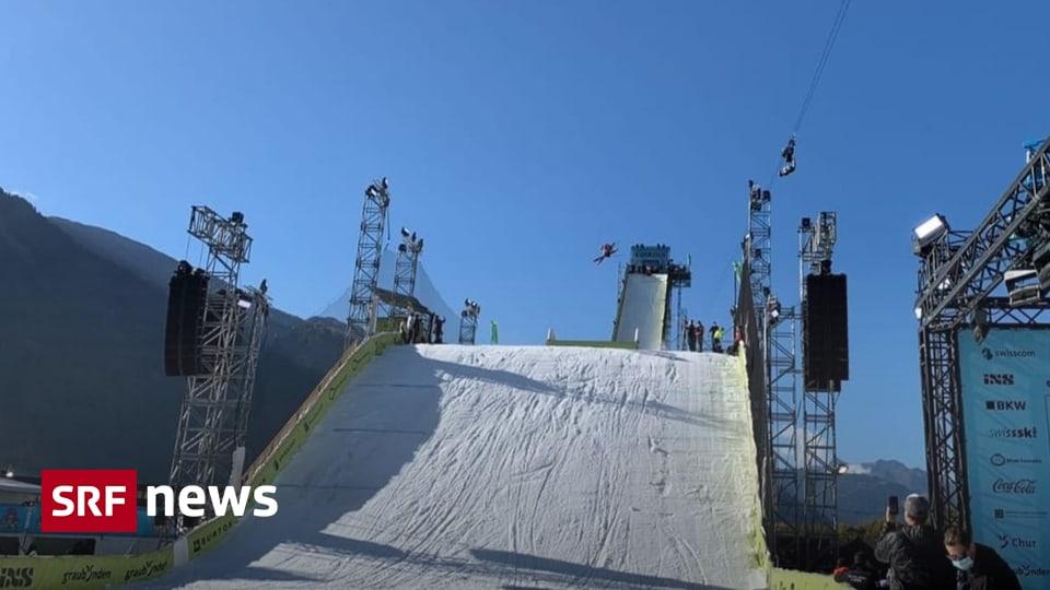 Big Air Chur - Chur dank Freestylern auf Höhenflug