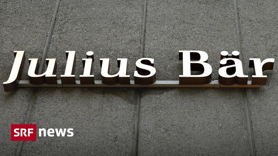 Julius Bär soll über 100 Millionen zahlen