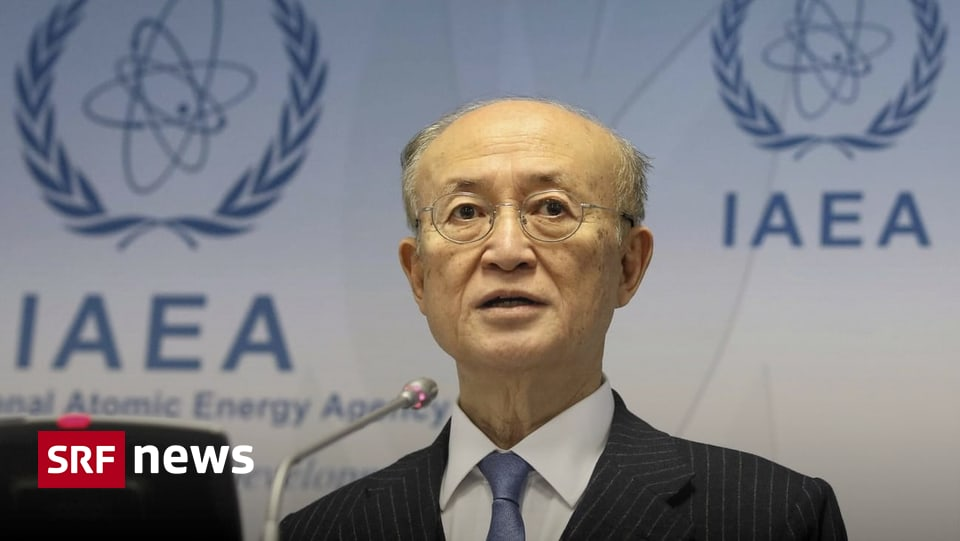 Chef der Atomenergiebehörde – Yukiya Amano ist gestorben