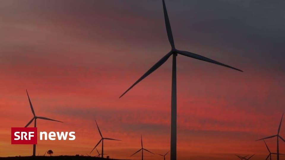 Bau von Windparks - Was in Deutschland rasch geht, braucht in der Schweiz 20 Jahre