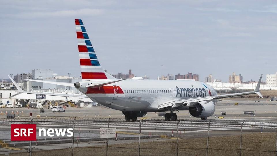 Nach zwei Abstürzen - American Airlines behält 737-Max noch länger auf dem Boden