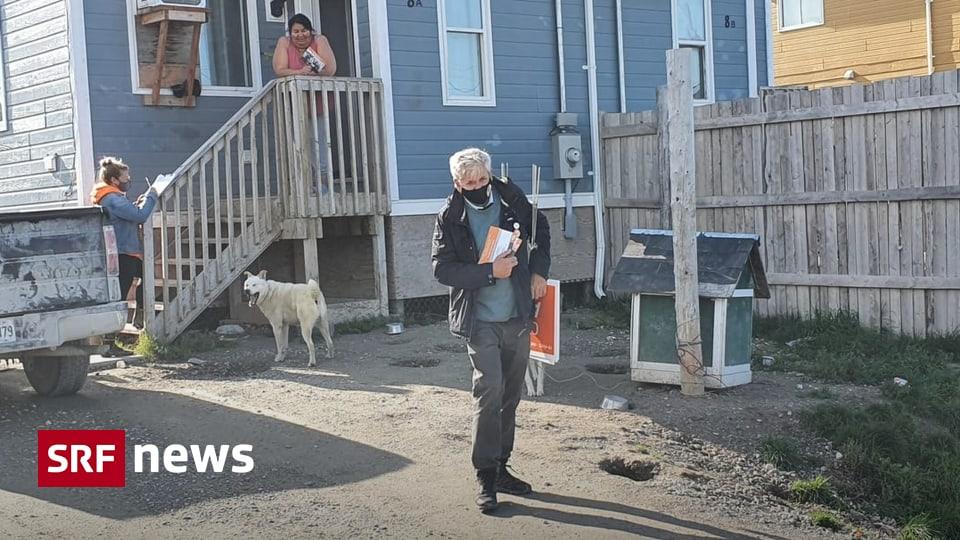 Reservate der Ureinwohner - Wahlkampf im «anderen Kanada»