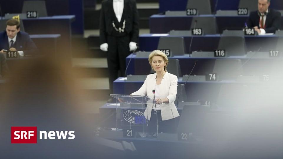 Wahl von der Leyens - Demokratiedefizit der EU steht wieder zur Debatte