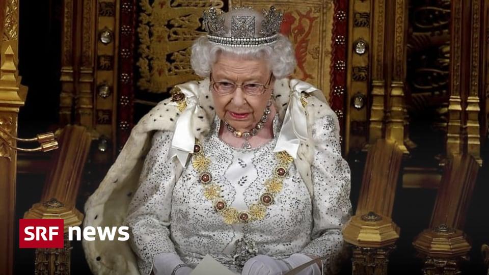 Traditionelle Eröffnung - Königin Elizabeth eröffnet Parlament neu