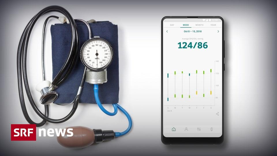 Digitalisierung der Medizin - Neue Blutdruckmessung: eine Revolution aus der Schweiz