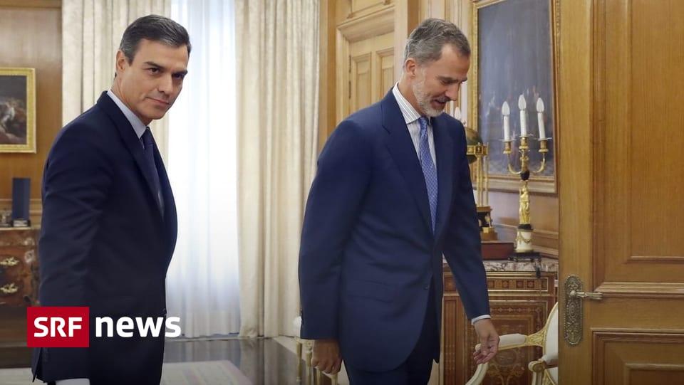 Regierungsbildung gescheitert – König Felipe ebnet Weg für Neuwahlen in Spanien