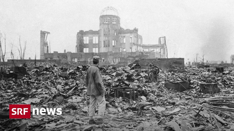 Atombomben Auf Japan