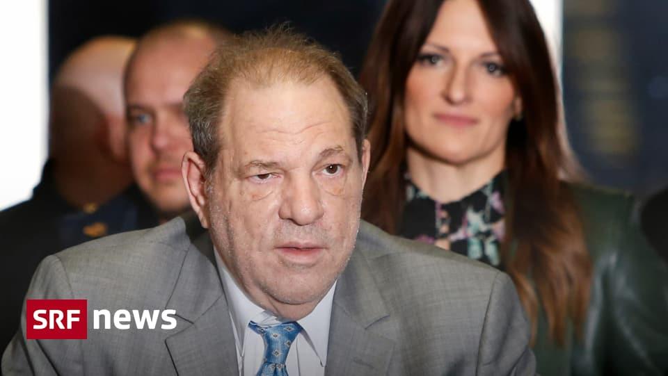 Hollywoods Missbrauchs-Skandal - Harvey Weinstein schuldig gesprochen