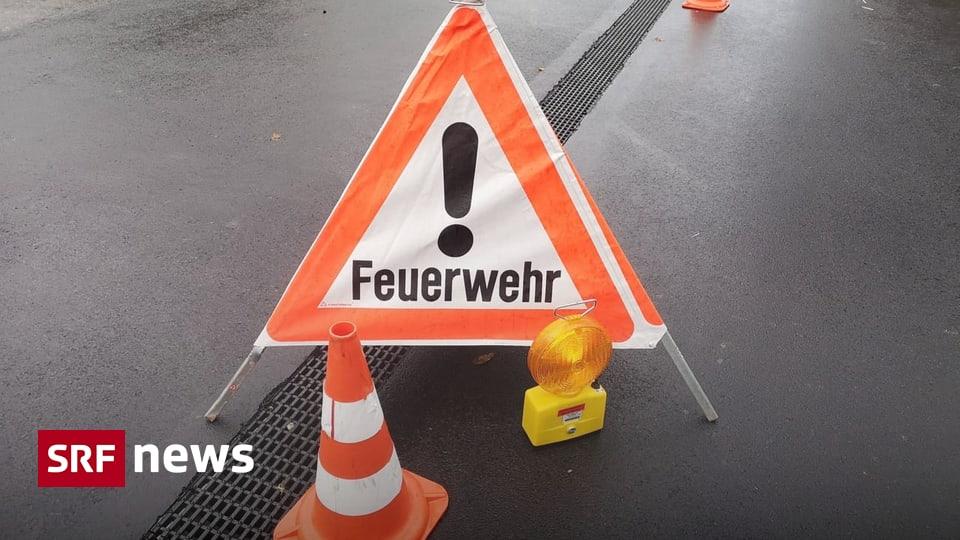 Hausbrand im Kanton Bern - Störung von Elektrogerät hat Brand in Leuzigen verursacht