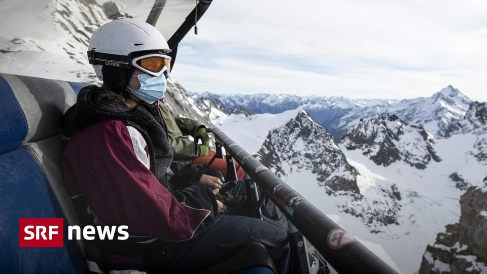 Profitieren die Schweizer Skigebiete vom Alleingang?