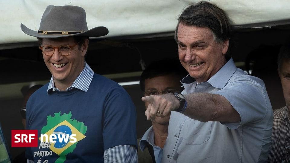 Regenwaldrodung in Brasilien - Illegaler Holzhandel: Bolsonaros Umweltminister unter Verdacht