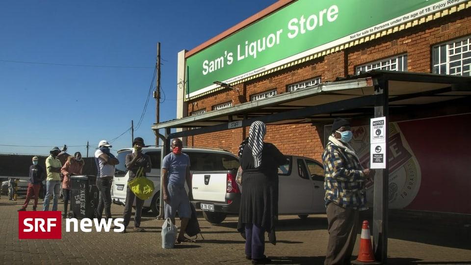 Wirtschaft wieder hochgefahren - «Südafrika konnte den harten Lockdown nicht länger durchhalten»