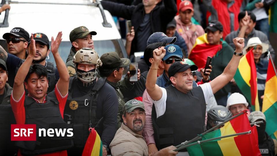 Nach Rücktritt von Morales - Machtvakuum stürzt Bolivien ins Chaos