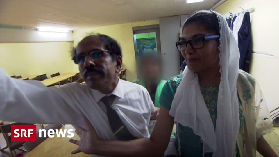 Pastor unter Druck - Missbrauchsvorwürfe in Tamilen-Kirche
