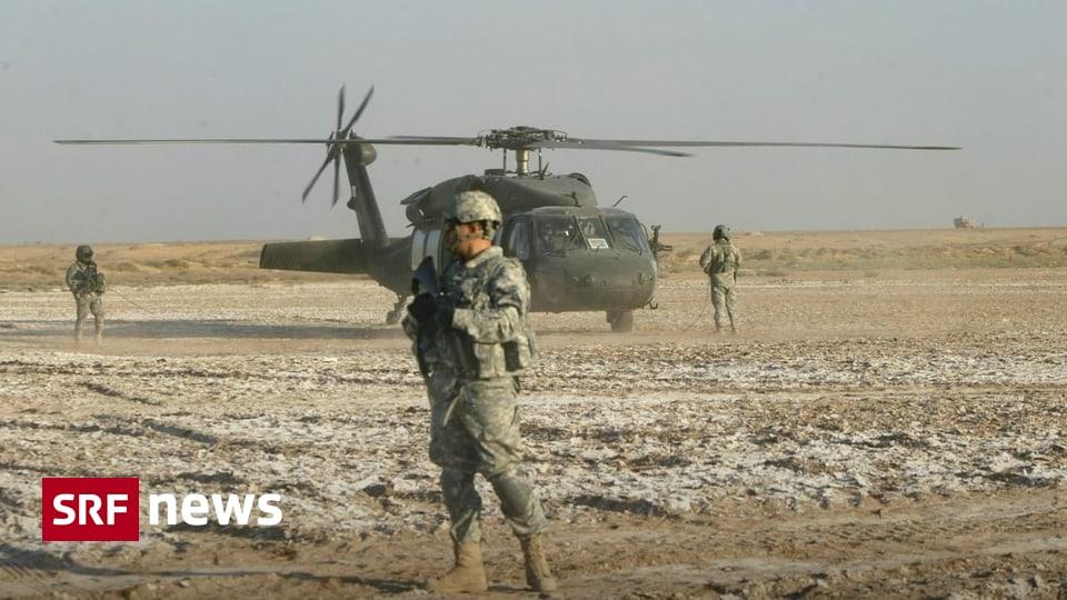 Krise im Nahen Osten – Irakisches Parlament will Abzug aller ausländischen Truppen