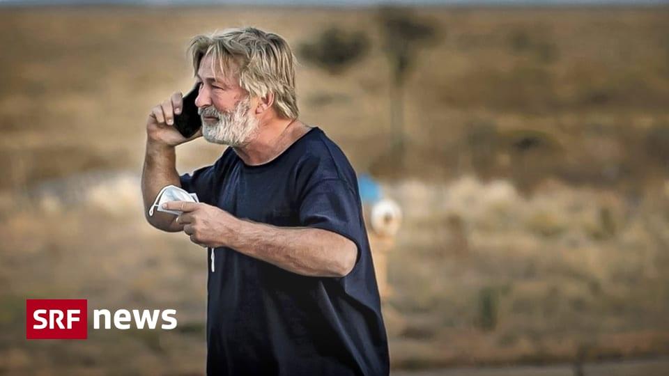 Ermittler durchsuchen Filmset - Rätselraten um tödlichen Schuss bei Dreh mit Alec Baldwin