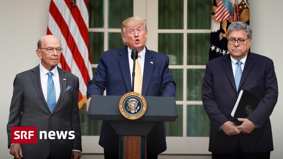 Volkszählung 2020 in den USA – Trump verzichtet auf Frage zur Staatsbürgerschaft