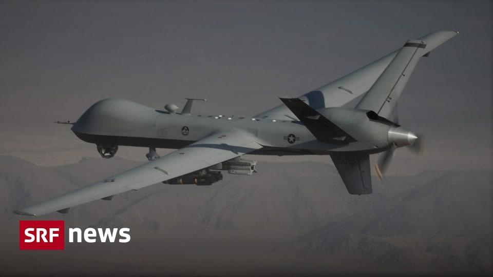 Drohneneinsatz im Nahen Osten - Das US-Militär tötet führendes Al-Kaida-Mitglied in Syrien
