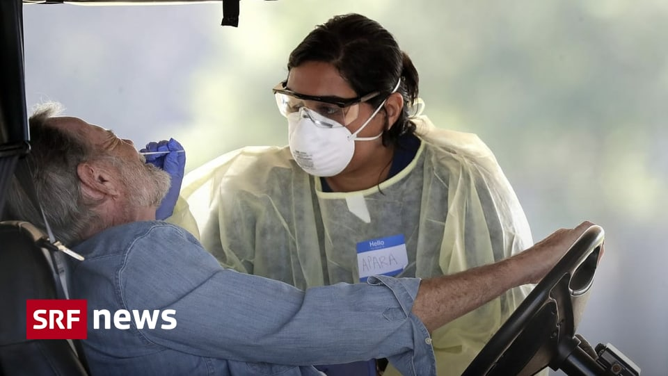 Coronavirus in den USA - «Florida hat das Potenzial, zum nächsten Hotspot zu werden»