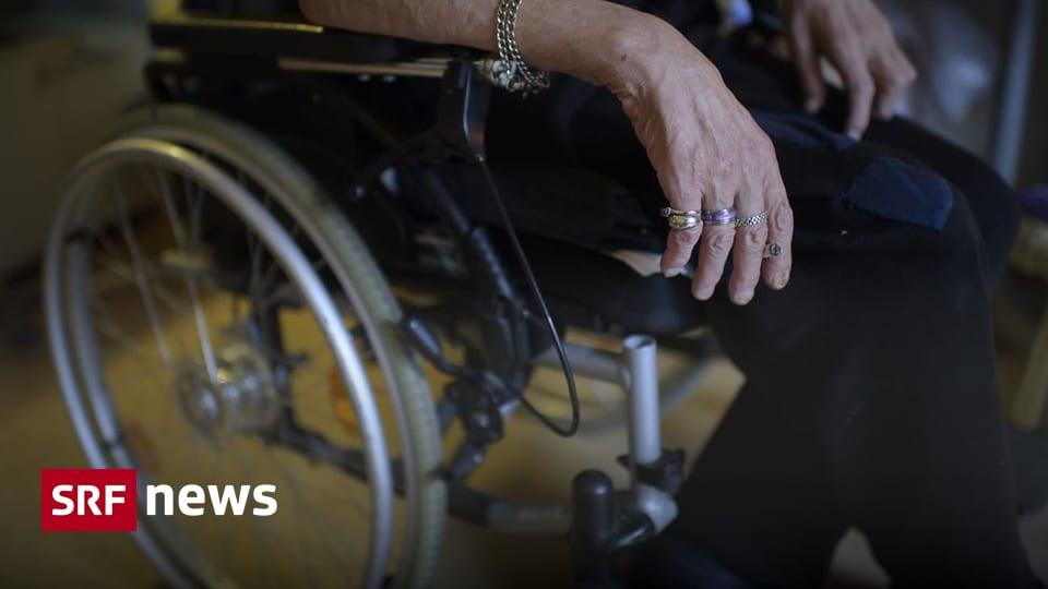 Diskriminierende Gesetze? - Strassburg weist Klage eines Schweizer Behinderten ab