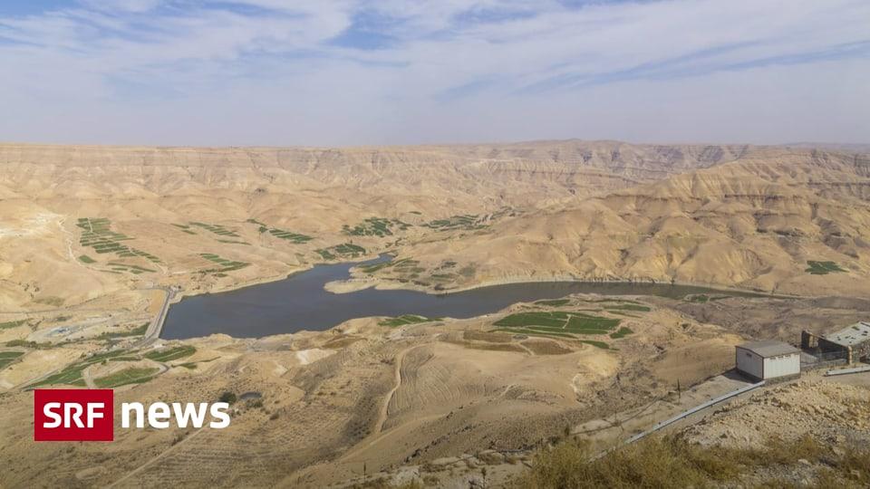 Wasserlieferung von Israel - «Damit wird Jordanien durch den heissen Sommer kommen»