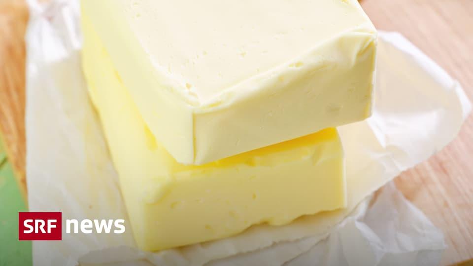 Weniger Schweizer Butter - Wie aus dem Butterberg ein