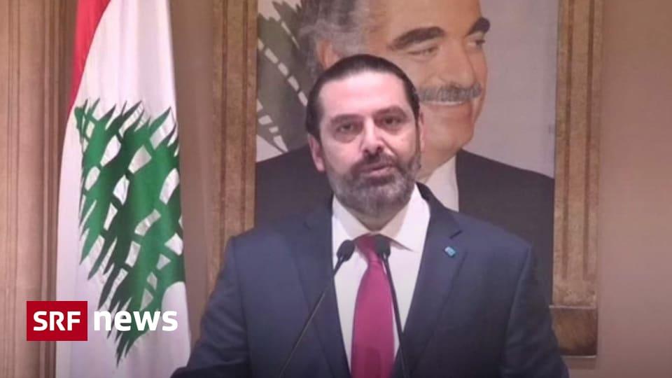 Rücktritt nach Massenprotesten – Libanons Premier Hariri beugt sich dem Druck der Strasse