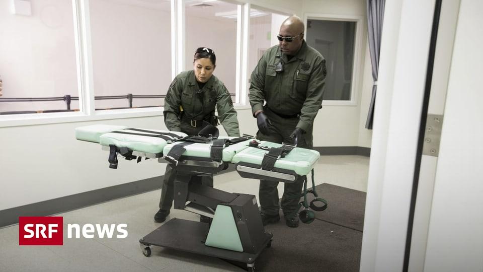 Nach mehr als 15 Jahren – USA wollen auf Bundesebene Todesstrafe wieder vollstrecken