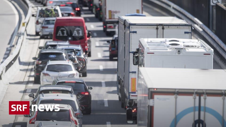 Aktueller Verkehr A1