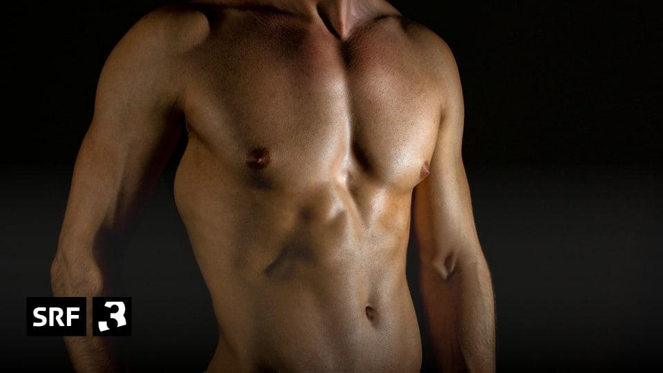 Schöne männerkörper nackt