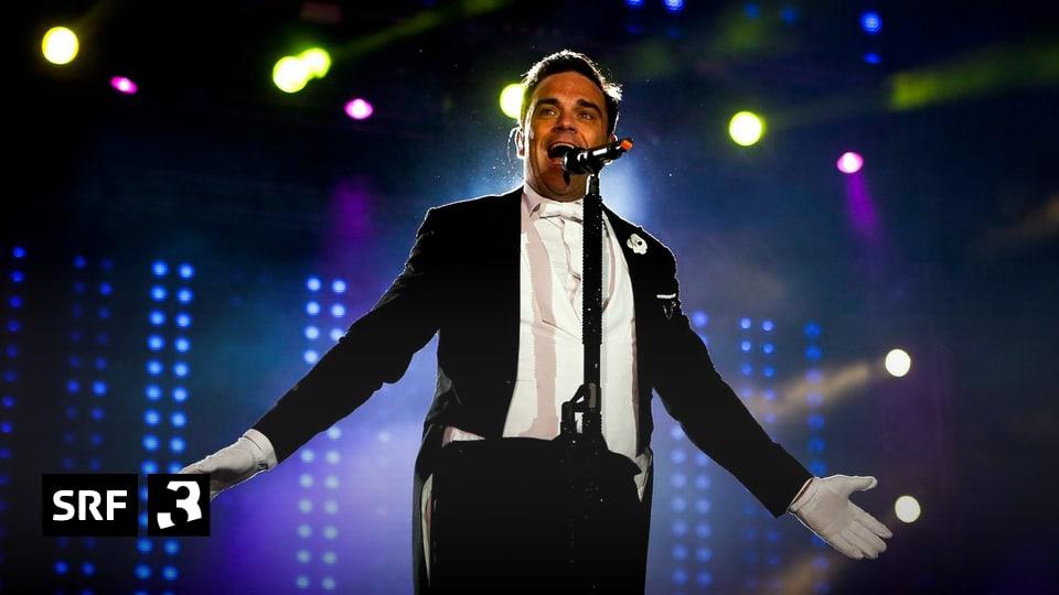 Robbie Williams Aktuell