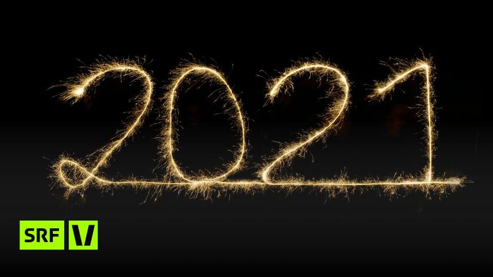 Neujahrswünsche 2021 - Das wünscht ihr euch im neuen Jahr ...