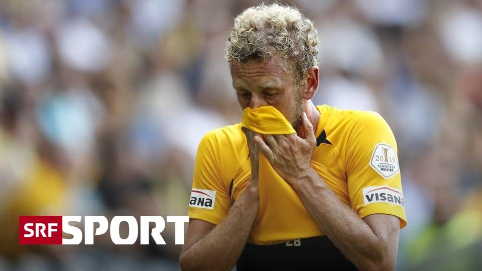 Fussball-News aus der Schweiz - YB gibt Entwarnung bei Lustenberger