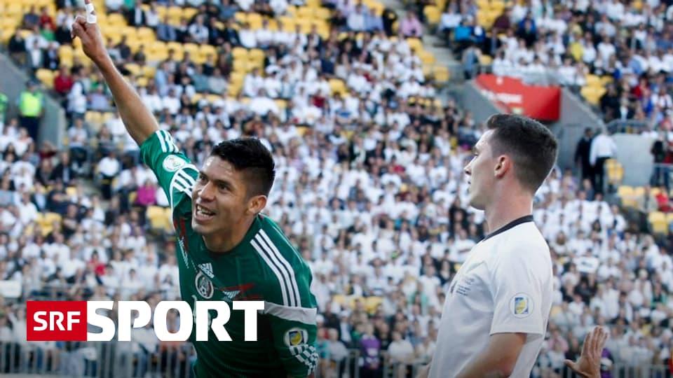 Mexiko Kader Wm 2020