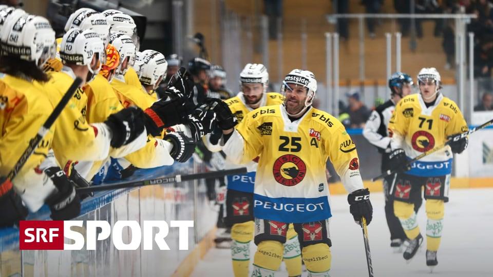 Kampf um Playoff-Tickets - Bern im Aufwind, Lugano im Sinkflug