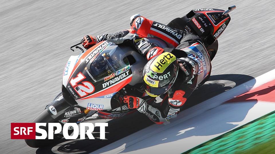 Moto2 in Silverstone - Fernandez siegt nach Marquez-Ausfall – Lüthi 8.