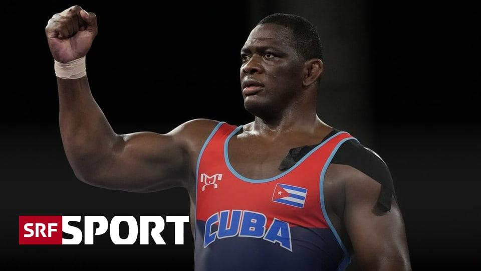 Keputusan internasional – pegulat Nunez membuat sejarah Olimpiade – olahraga