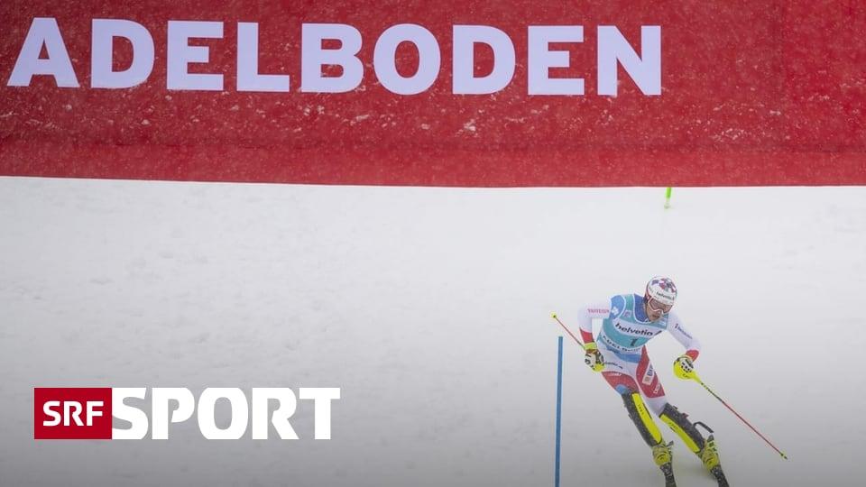 Vor dem Slalom in Adelboden - Krönen die Schweizer den «Slalom-Monat» Januar?