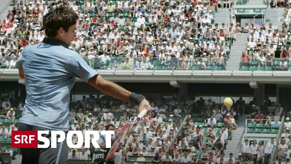 News aus dem Tennis - Federer legt sich auf wichtigsten Schlag der Karriere fest