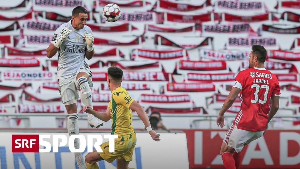 Internationale Fussball-News – Benfica startet nach der Corona-Pause mit einer Nullnummer – Sport