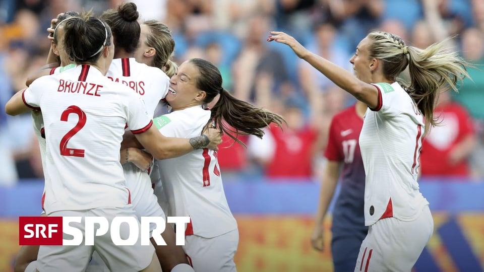 Frauen Fussball Frauen Wm Halbfinale Heute Live England