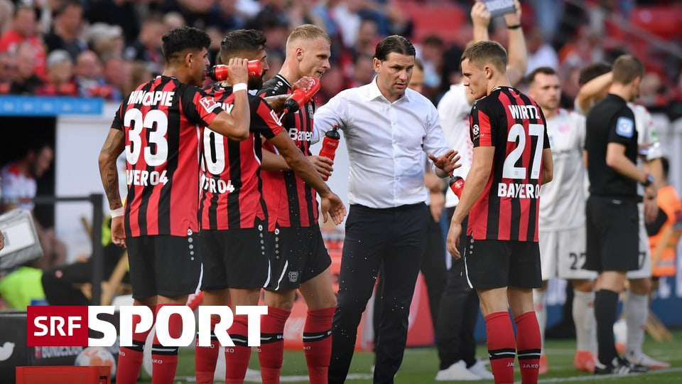 Topspiel gegen Bayern München - Leverkusen und die schlechten Erinnerungen an 2020
