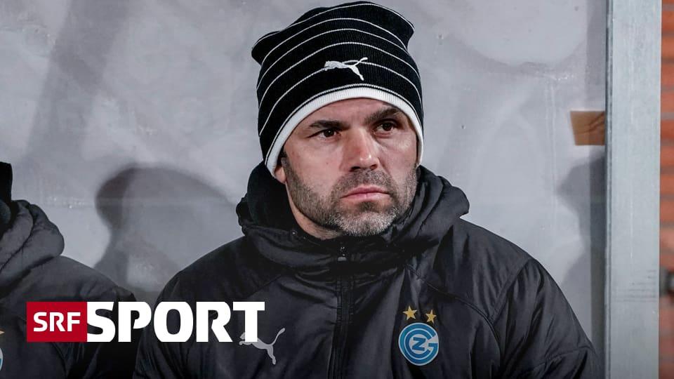 Nach 1:4 gegen Lausanne-Ouchy - GC entlässt Forte