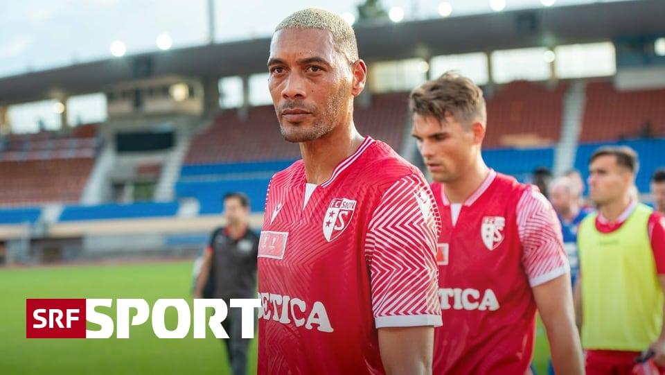 0:4 gegen Lausanne-Ouchy - Die nächste Cup-Schmach für Sion