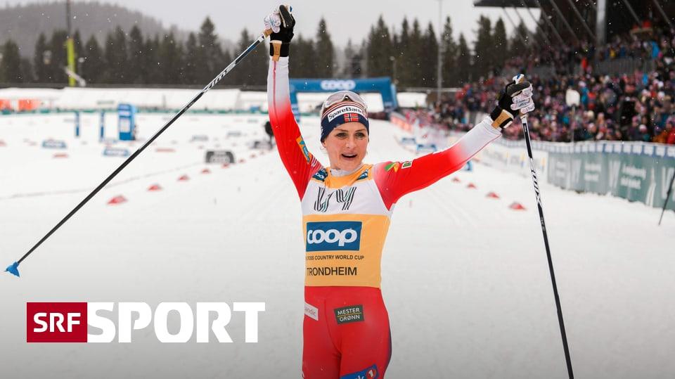 Abschluss der FIS Ski Tour - Johaug bringt Vorsprung locker ins Ziel – Fähndrich in Top 20